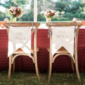 Chair Rentals in Central Virginia