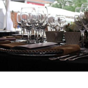 Glassware Rentals in Central Virginia