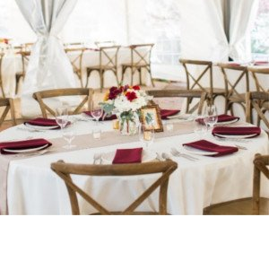 Table Rentals in Central Virginia