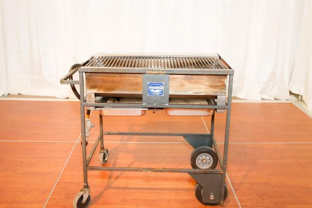 Where to find 18 X30  Propane Grill W  Stand in Richmond