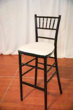 Rental store for Black Chiavari Bar Stool in Richmond VA