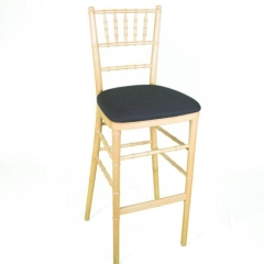 Rental store for Natural Chiavari Bar Stool in Richmond VA