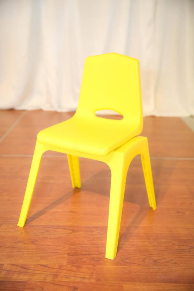 Where to find Children s Stackable Yellow Chair in Richmond