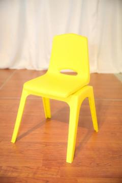 Rental store for Children s Stackable Yellow Chair in Richmond VA