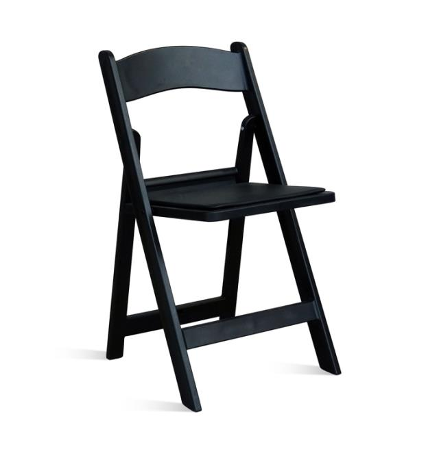 Where to find Black Garden Chair in Richmond