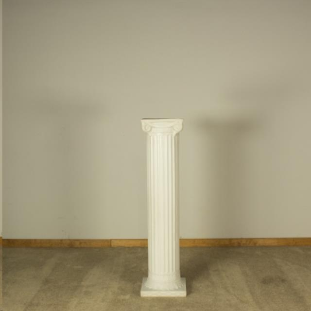 Where to find 54  White Capital Top Column in Richmond