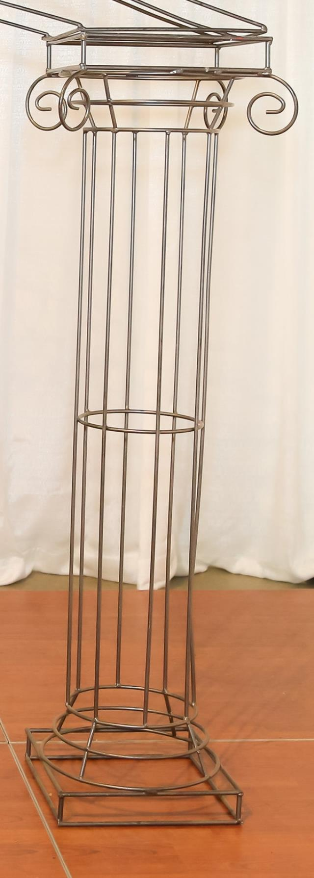 Where to find 7  Wrought Iron Stand in Richmond