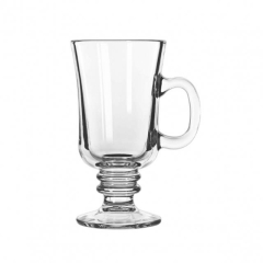 Rental store for 8.5 Oz Glass Irish Coffee Cup in Richmond VA