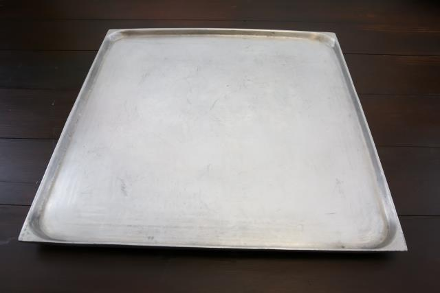 Where to find 20  Sq Polished Alum Tray in Richmond