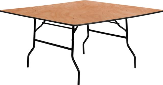Where to find 5  Square Table in Richmond