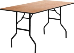 Rental store for 4  Rectangular Table in Richmond VA
