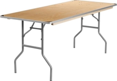 Rental store for 6  Rectangular Table in Richmond VA