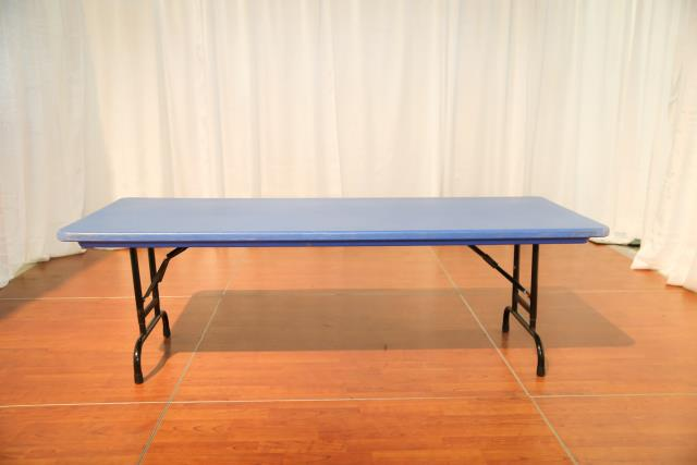 Where to find 6  Rec Children s Table blue plastic in Richmond