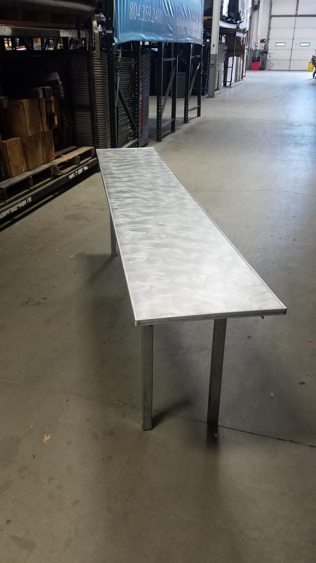 Where to find 6  x 18  Aluminum Classroom Table in Richmond