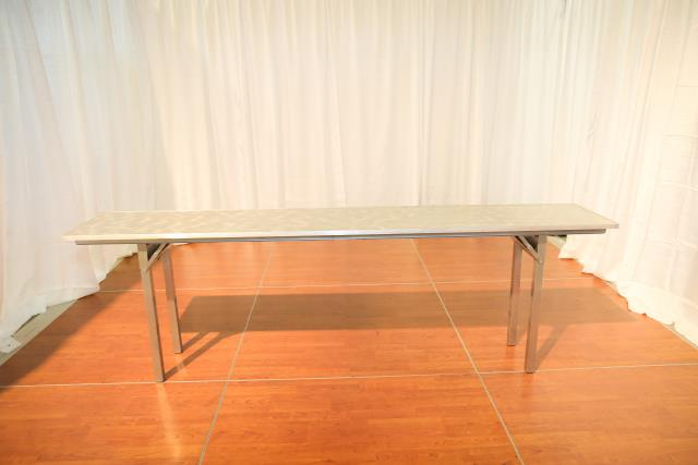 Where to find 8  x 18  Aluminum Classroom Table in Richmond