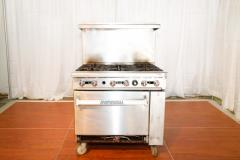 Rental store for Propane Oven Stove 6 Burner in Richmond VA
