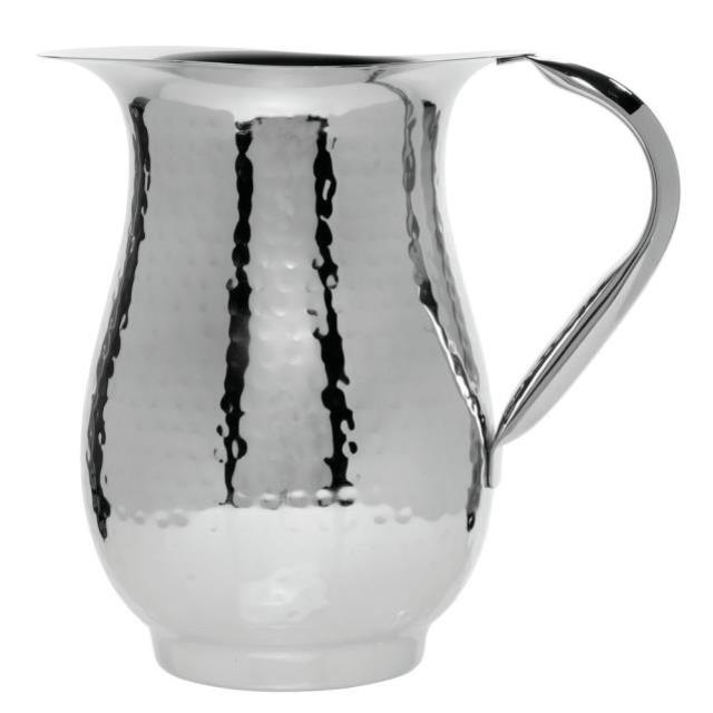 Where to find 2 Qt. Stainless Hammered Water Pitcher in Richmond