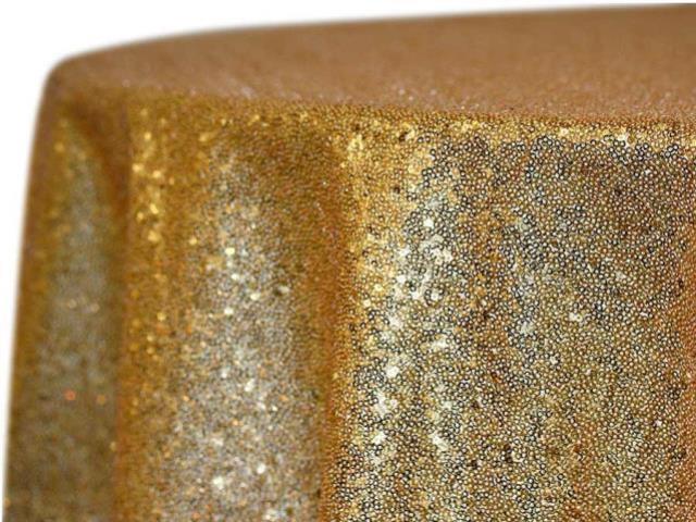 120 Inch Round Gold Glimmer Rentals Richmond Va Where To
