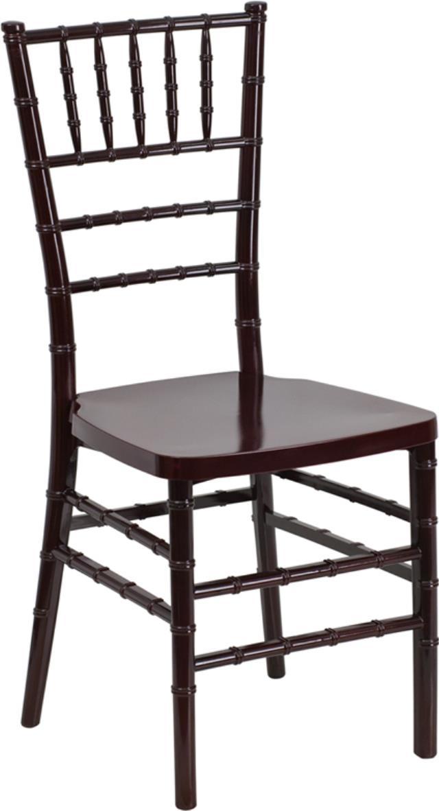 Where to find Mahogany Chiavari Chair in Richmond & Mahogany chiavari chair rentals Richmond VA | Where to rent mahogany ...