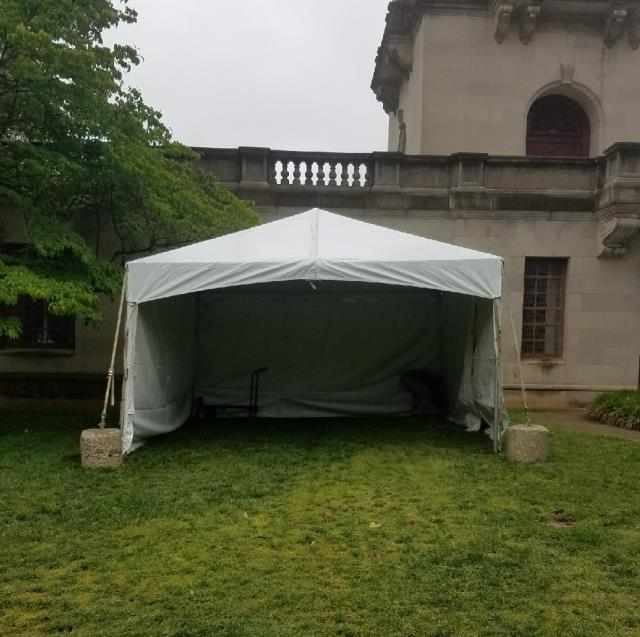 Where to find 15 Ft Wide Frame Tents in Richmond