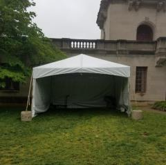Rental store for 15 Ft Wide Frame Tents in Richmond VA