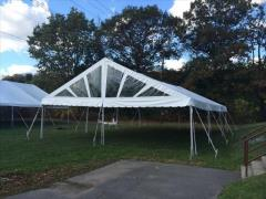 Rental store for 20 Ft Wide Gable End Frame Tents in Richmond VA