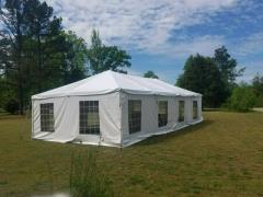 Rental store for 20 Ft Wide Hip End Frame Tents in Richmond VA