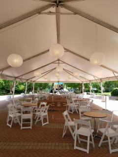 Rental store for 30 Ft Wide Hip End Frame Tents in Richmond VA