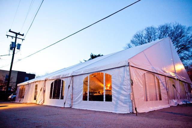Where to find 30 Ft Wide Gable End Frame Tents in Richmond
