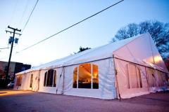 Rental store for 30 Ft Wide Gable End Frame Tents in Richmond VA