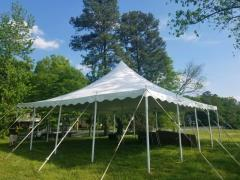Rental store for 30 Ft Wide Century Pole Tents in Richmond VA