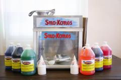 Rental store for Sno Cones in Richmond VA