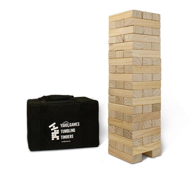 Where to find Jenga in Richmond