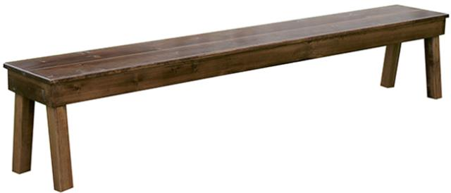 Where to find Farm Table Bench Timberwood in Richmond