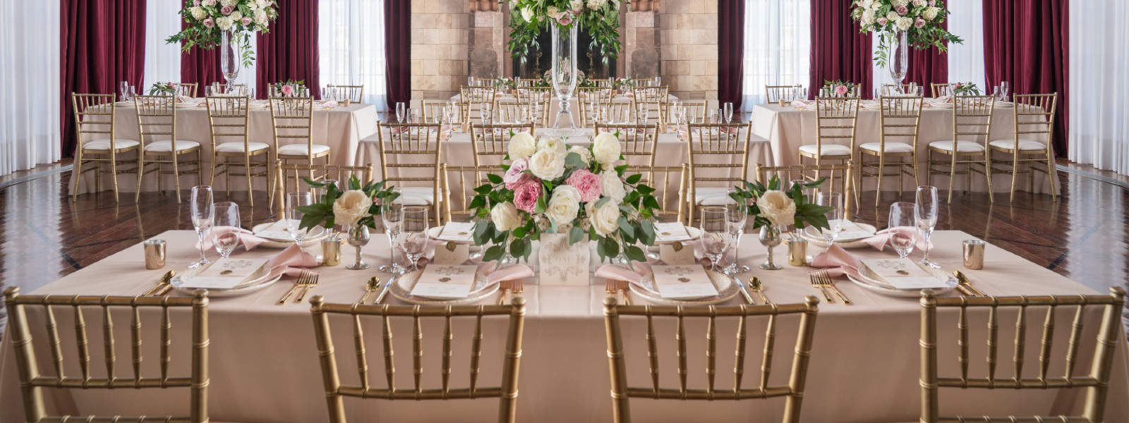 Special event rentals in Richmond